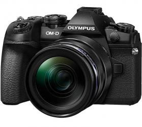 Olympus OM D E M1 Mark II Compact System Camera