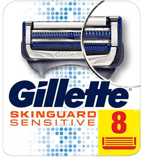 Review : Gillette Skinguard Sensitive