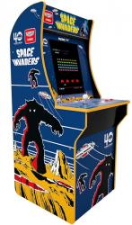 space invaders arcade 1up