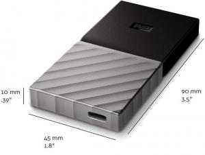 WD My Passport SSD Portable Storage