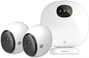 D Link DCS 2802KT EU mydlink Pro Wire Free Camera Kit