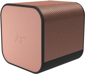 KitSound Boom Cube Portable Wireless Bluetooth Speaker