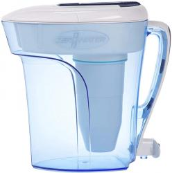 ZeroWater 12 Cup Water Filter Jug