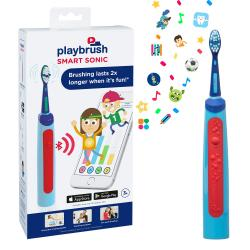 playbrush smart child electric toothbrush