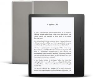 All new Kindle Oasis ebook reader