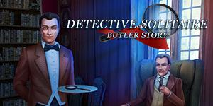 Detective Solitaire Butler Story