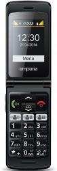 Emporia Flip basic black mobile phone