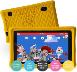 pebble gear toy story kids tablet computer
