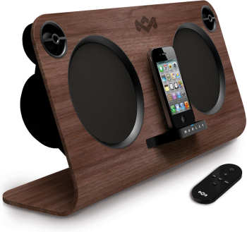 House of Marley Get Up Stand Up iPod/iPhone dock and speaker