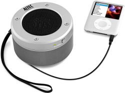 Altec-Lansing iMT237 Orbit MP3 speaker