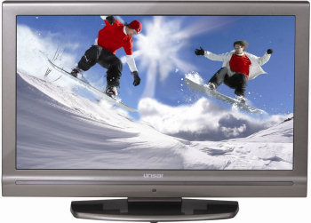 Linsar LED television with integrated PVR function