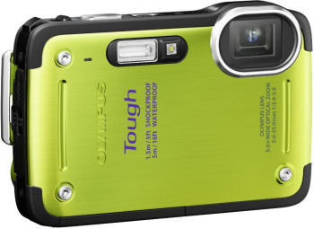 Olympus tough TG-620 compact digital camera