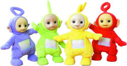 Dance with Me Teletubbies from Tomy