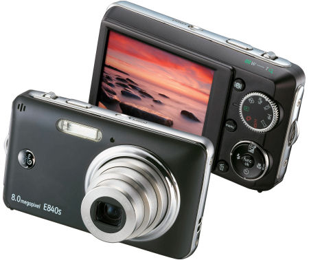 GE a new name in Digital Cameras