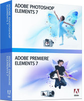 Adobe Photoshop and Premiere Elements 7