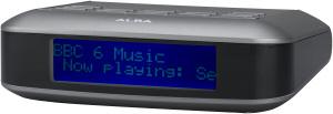 Alba DAB clock/radio