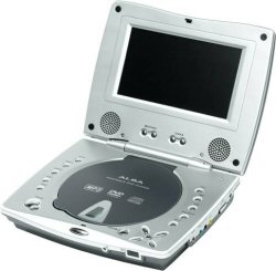 Alba Portable DVD Player (DVDP721)