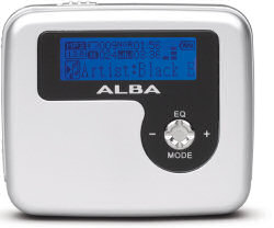 Alba MP3 player - 4G flash