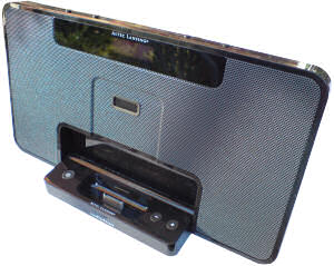 Altec Lansing InMotion iM600 iPod sound system