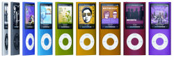 Apple iPod Nano - September 2008