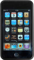 Apple iPod Touch home menu
