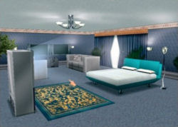 Hotel Giant   Bedroom Screen Capture