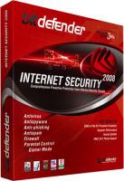 Bit Defender Internet Security 2008