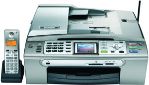Brother MFC 845CW multi-function printer