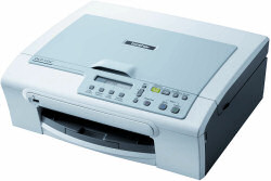 Brother DCP-135C colour multi-function printer