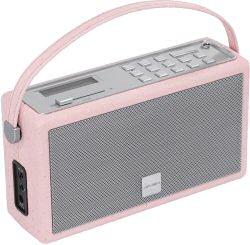Bush DAB System TR2005 Pink