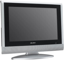Bush Integrated Television and DVD player