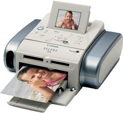 Canon Selby DS810 Photo Printer