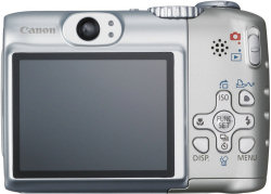 Canon Powershot A580 digital compact camera