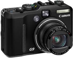 Canon G9 12.1 Mega-pixel digital compact camera