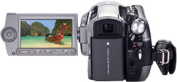 Canon HG10 high definition camcorder