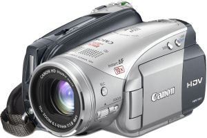 Canon HV20 Digital HD Video Camcorder