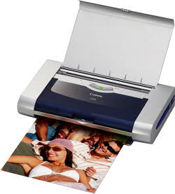 Canon iP90v compact printer