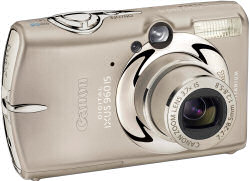 Canon flagship Ixus 960 digital compact camera
