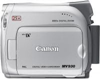 Canon MV930 Digital Camcorder