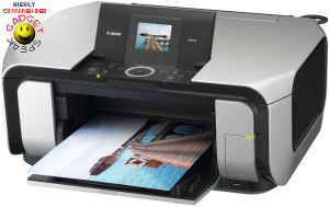 Canon Pixma MP610 multi-function all in one printer