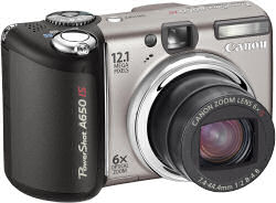 Canon Powershop A650IS