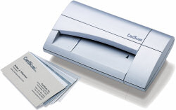 Cardscan business card scanner