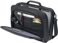 Case Login Slim-line 17 inch laptop attach	 case