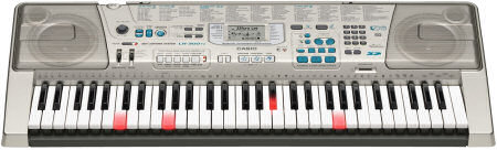 Casio LK-300 TV Keyboard