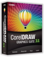 Corel Draw Graphic Suite X4