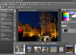 Corel Painshop Pro Photo X2