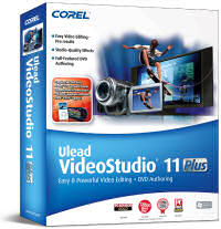 Corel ULEAD Video Studio 11
