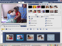 Corel ULEAD Video Studio 11 Plus - video editor