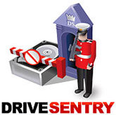 Drive Sentry anti-virus protection on the go