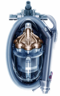official photos 6eefa ae63f Review : Dyson DC20 Stowaway